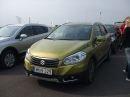 Suzuki S-CROSS a vezetéstechnikai pályán - Zsámbék